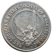 Token - The Louisiana State Society of Washington – avers