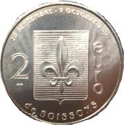 2 Euro (Soissons) – avers
