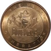 Token - Toronto Blue Jays (Pat Hentgen) – avers