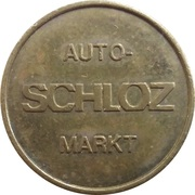 Jeton de lavage automobile - Kärcher Clean Park (Schloz Markt) – avers