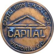 36 Cents - Capital Iron & Metals Ltd. (Victoria, British Columbia) – avers