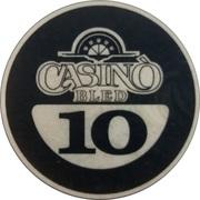 10 - Casino Bled (Bled) – revers