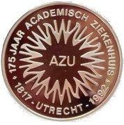 Beatrix Academic Hospital Utrecht (AZU) – avers