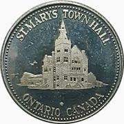 Token - St. Marys, Ontario – avers