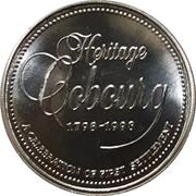 2 Dollars - Cobourg, Ontario – revers