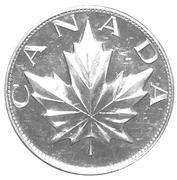 Token - Churchill Manitoba – revers