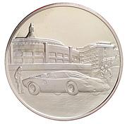 Centenaire de l'Automobile - Lamborghini LP400 «Countach» – avers