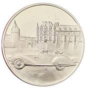 Centenaire de l'Automobile - Delahaye type 135M – avers