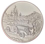 Centenaire de l'Automobile - Duesenberg type SJ – avers