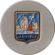 Jeton de chariot La Rochelle – avers