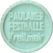 Jeton de bière - 1 Bier (Paulaner Festhalle) – avers