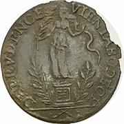 Token - Henri III (INITIVM SAPIENTÆ TIMOR DNI) – revers