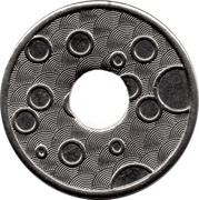 Jeton de lavage automobile - Car wash (20mm) – revers