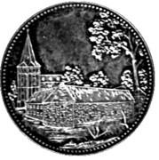 Token - Stadt Langenfeld (35 mm) – revers