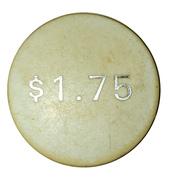 1.75 Dollar - RC Sports Bar & Grill (Springfield, Minnesota) – revers