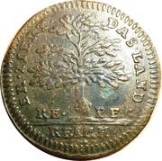 Louis XVI Iohann Christian Reich – revers