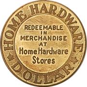 1 Dollar - Home Hardware – revers