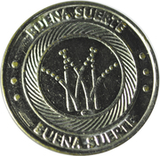 Jeton - Buena Suerte – revers