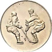Token - Canada / U.S.S.R. Hockey series – revers