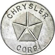 Souvenir token - Chrysler Windsor Family Day – avers