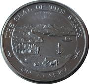 Medallion - Alaska – avers