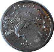 Medallion - Alaska – revers