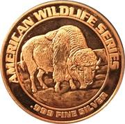 Token - Foxwoods American Wildlife Series – revers