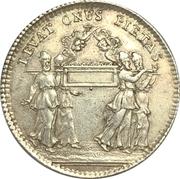 """Assemblé du clergé """"Gallicani"""" – avers"""