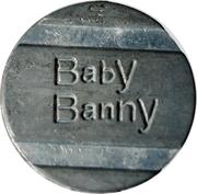 Jeton - Baby Banny – avers