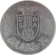 Token - 1970 FIFA World Cup (Belgium) – avers
