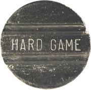 Game Token - Hard Game – avers