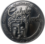 Lucky Coin - Geluksmunt – avers