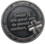 Lucky Coin - Geluksmunt – revers