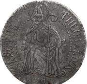 THANN - 7ème centenaire 1161-1861 – revers