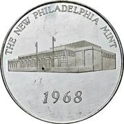 Token - Numismatic Commemorative Series (New Philadelphia Mint) – avers
