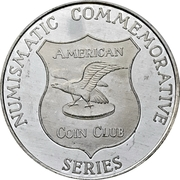 Token - Numismatic Commemorative Series (New Philadelphia Mint) – revers