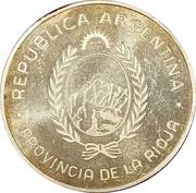400 Pesos (La Rioja Token Coinage; Diaguita) – avers