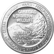 Canada's Northern Wildlife - Gray Wolf – avers