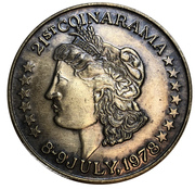 Medal - Inter-Club Numismatic Council (21st Coinarama) – avers