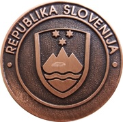 Token - Bled Slovenija – revers
