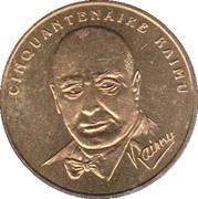 1 euro Cogolin (83) – avers