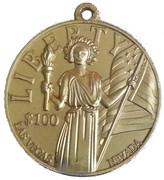 Medallion - 1000 Dollars (Las Vegas) – avers