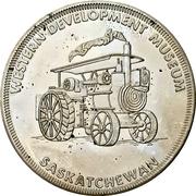 Souvenir token - Western Development Museum (Moose Jaw, Saskatchewan) – avers