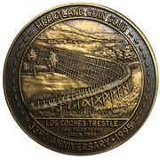 Medal - Heartland Coin Club (33rd Anniversary) – avers