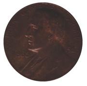 Medal - Warren G. Harding Memorial (Marion, Ohio) – avers