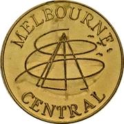 Jeton - The Ghost Gum & Emu (Melbourne, Victoria) – revers