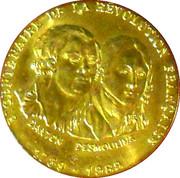 Bicentenaire de la révolution Française- monnaie de Paris -  avers
