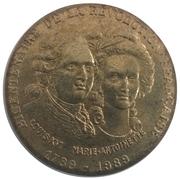 Bicentenaire de la révolution française -  avers
