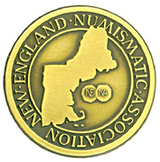 New England Numismatic Association / 51st Convention – avers