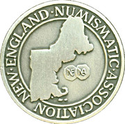 Token - New England Numismatic Association (49th Convention) – avers